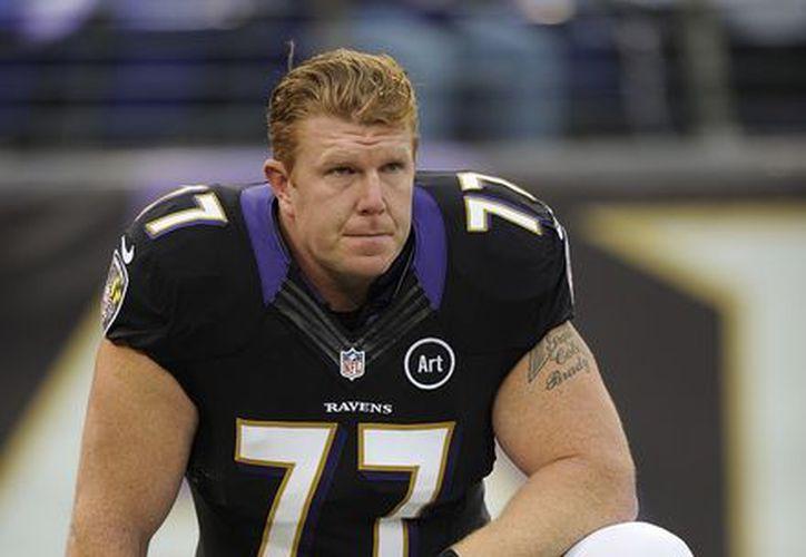 A pesar de todos sus achaques, Matt Birk logró llegar al Super Bowl. (Agencias)