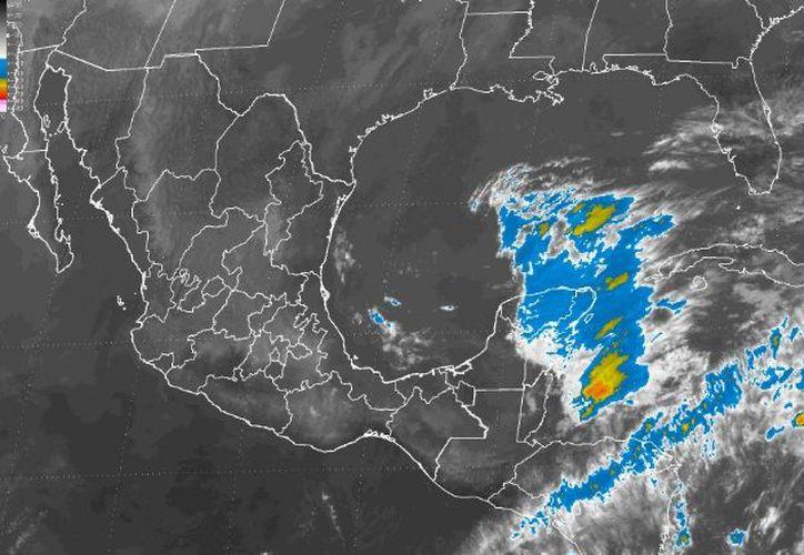 ara hoy en Chetumal se esperan tormentas. (Conagua)