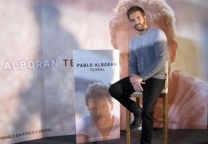 El nuevo disco de Pablo Alborán, Terral, toma su nombre de una palabra de Málaga que se refiere al viento que viene de la tierra. (Foto: AP)