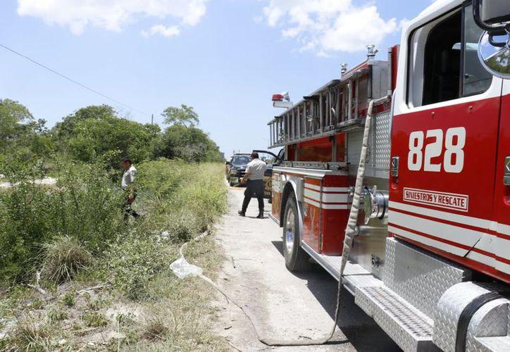 Los 'huachicoleros' detenidos quedaron a disposición de la PGR. (José Acosta/Milenio Novedades)