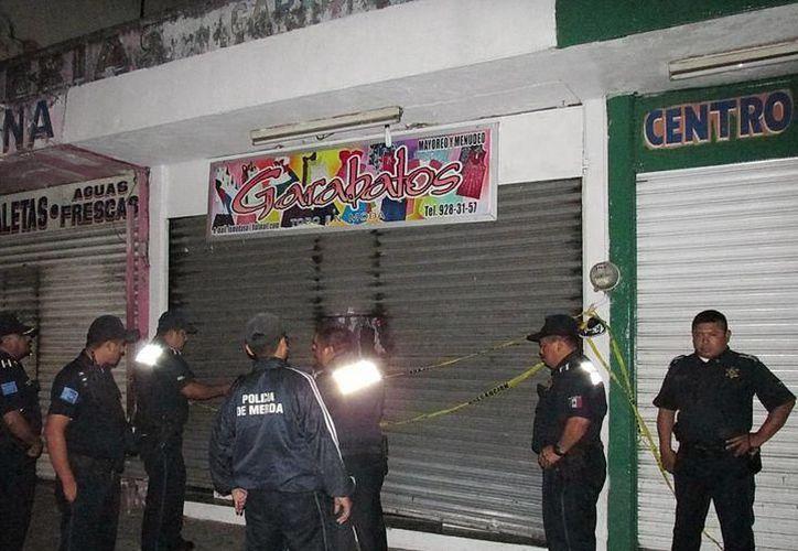Mérida, el municipio en donde más de esos ilícitos se han cometido en 2017. (Archivo/SIPSE)