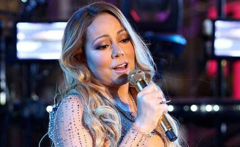 Mariah Carey sigue sufriendo burlas tras su desastrosa participación en el evento de Año Nuevo, en Nueva York.(Archivo/AP)