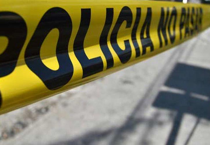 La Policía Estatal confirmó el hallazgo de los restos humanos. (Contexto/Internet).