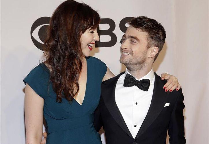 Daniel y su novia, la también actriz Erin Darke, llevan cinco años de relación. (Foto: Contexto/Internet)