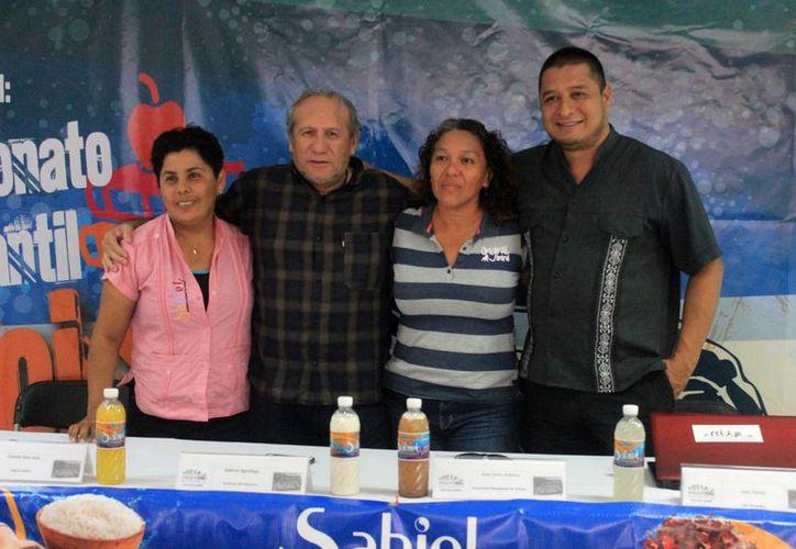 Se presentó la séptima edición del evento durante una conferencia de prensa. (Raúl Caballero/SIPSE)