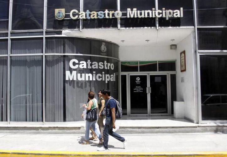 El Catastro Municipal fue calificado como el mejor del país según un trabajo de investigación que realizó un centro de estudios de Guadalajara. (Milenio Novedades)