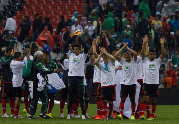 El estadio Azteca, que hace poco fue sede de la despedida de la Selección Mexicana rumbo al Mundial, ahora es sede de un concierto. (Notimex/Foto de archivo)