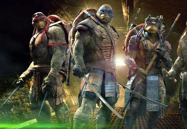 'Tortugas Ninja 2: Fuera de las sombras', película que tuvo un costo de 70 millones de dólares, se estrenó este jueves en las salas mexicanas. (infobae.com)