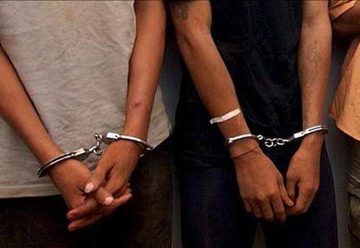 Entre las causas mas comunes se encuentra el pandillerismo. (http://3.bp.blogspot.com)