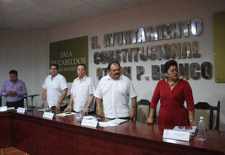 El cabildo de Othón P. Blanco no envió la solicitud de un adelanto de participaciones al Poder Legislativo. (Archivo/SIPSE)