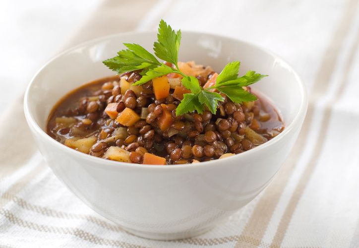 Las legumbres, en especial las lentejas, tienen vitamina B, muy beneficiosa para el cuerpo. (Foto: Contexto/Internet)