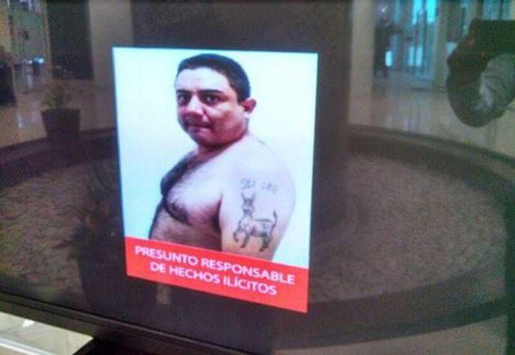 Tras la detención de Manuel Plancarte (foto), sobrino del líder templario Enrique 'Kike' Plancarte, se indaga la existencia de una red de tráfico de órganos en Michoacán. (Milenio Digital)