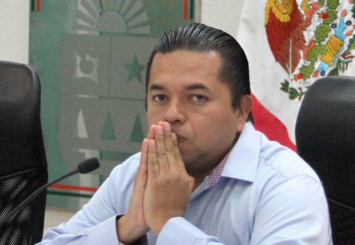 Ramos Hernández, diputado en la Gran Comisión, es legítimo presidente.