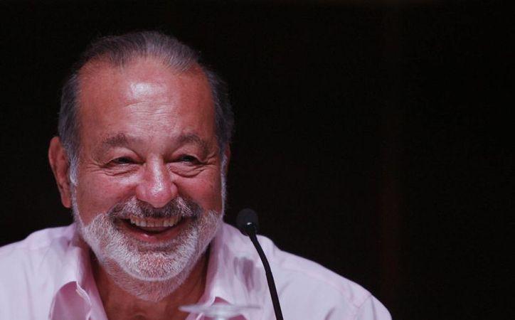 Según Donald Trump, Carlos Slim, el mayor accionista de The New York Times, impulsa la campaña de Hillary Clinton. (Archivo/Agencias)