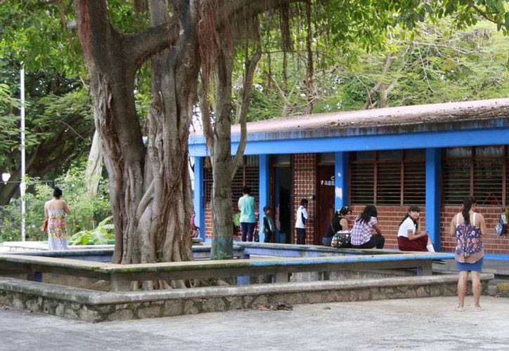 La institución educativa trabaja con jóvenes mayores de 16 años. (Jesús Tijerina/SIPSE)