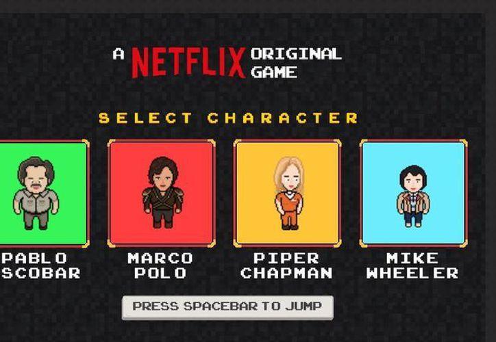 La plataforma Netflix tiene un juego 'oculto'. (Impresión de pantalla/Netflix)