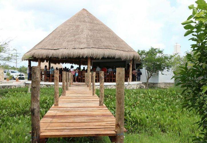 El proyecto de manejo de cocodrilos es un detonante turístico, y por su importancia, se ha hecho una gran inversión. (José Acosta)