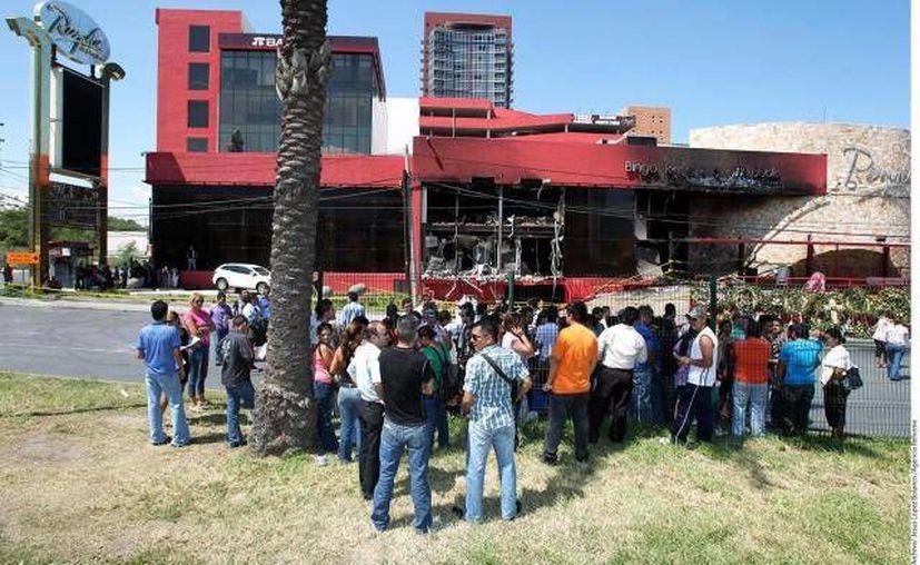 Juan Iván Peña Neder es exasesor del Casino Royale (foto) donde ocurrió el atentado que dejó 52 muertos en 2011. (Agencias/Foto de contexto)