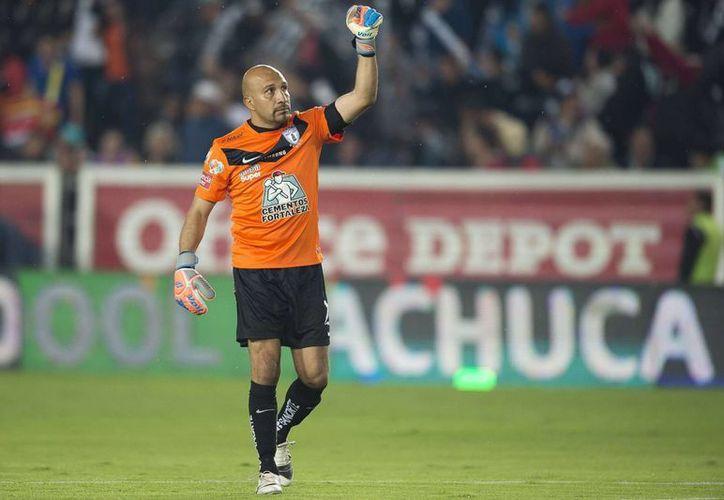 Oscar Pérez, mejor conocido como El Conejo, anunció que es muy probable que se retira en 2016. (unionhidalgo.mx)