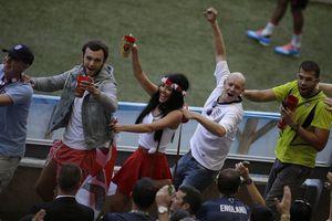 Inglaterra se despide del mundial con 'triste' empate