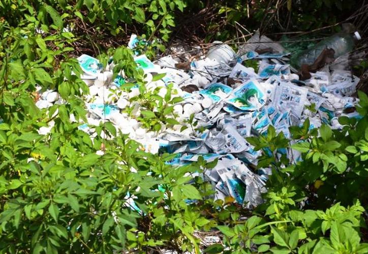 El Medicatón tiene como objetivo recaudar medicamentos caducos y desechos hospitalarios para que se les dé una correcta gestión ambiental. (Octavio Martínez/SIPSE)