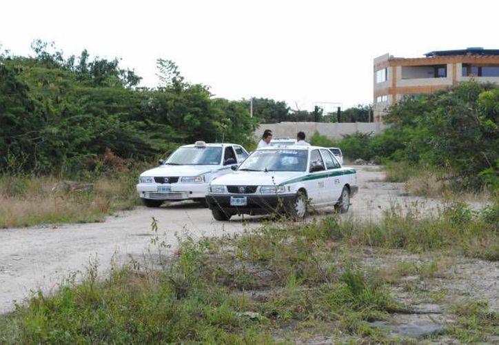 Para evitar que los conductores de taxis cometan delitos, el sindicato hace una selección más estricta de sus agremiados. (Redacción/SIPSE)