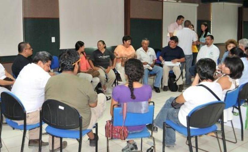 Los talleres participativos se efectuarán el 11, 24 y 25 de junio. (Redacción/SIPSE)