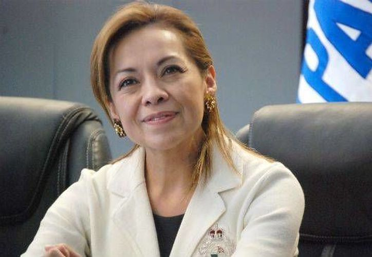 Se presume que Josefina Vázquez Mota es la opción más competitiva para encabezar la candidatura del PAN al gobierno del Estado de México. (Notimex)