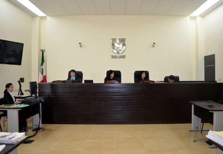 Yucatán tiene actualmente 19 salas de juicio oral, pero el distrito 1 -que concentra 70 por ciento de la actividad judicial- aún no tiene ninguna. (SIPSE)