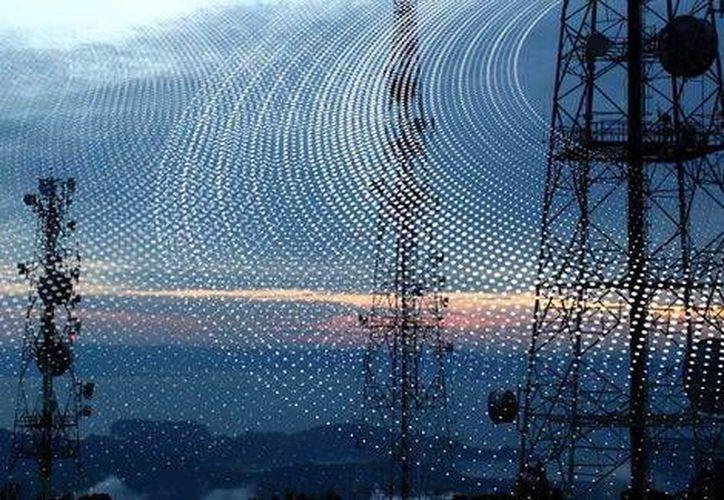 La red funcionará sobre la banda ancha de los 700 megahercios que es el patrimonio que se liberará gracias al apagón analógico. (Milenio/Cortesía)