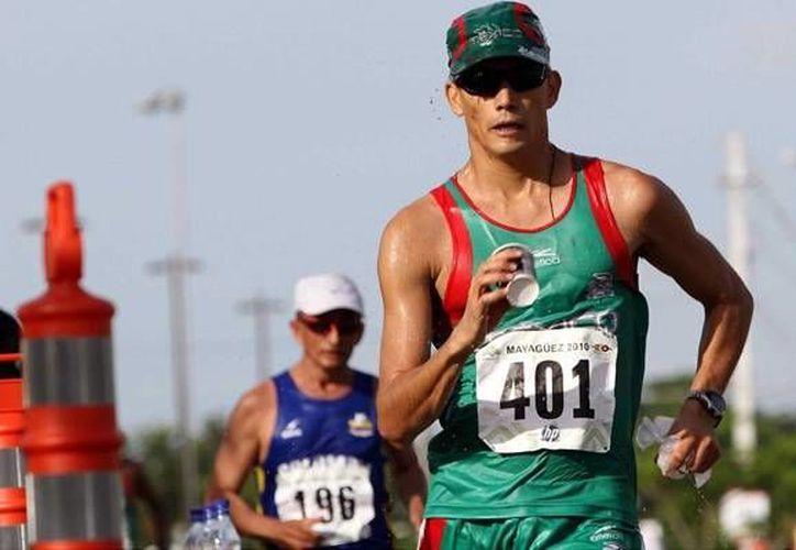 Nava y Cristian Berdeja tendrán una etapa de preparación en Bolivia. (Foto: Tiempo Real.mx)