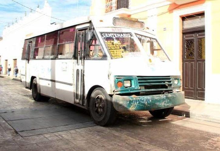 Existen 220 rutas en Mérida. (Archivo/SIPSE)