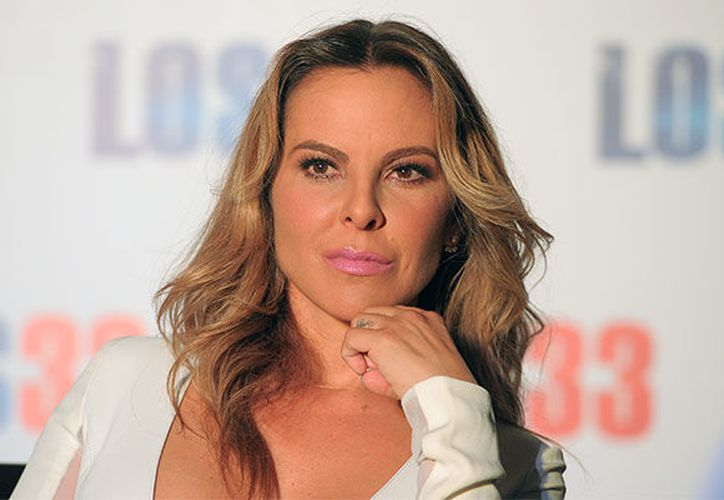 Kate del Castillo se encuentra en Colombia grabando la nueva temporada de 'La Reina del Sur' (Foto: Internet)