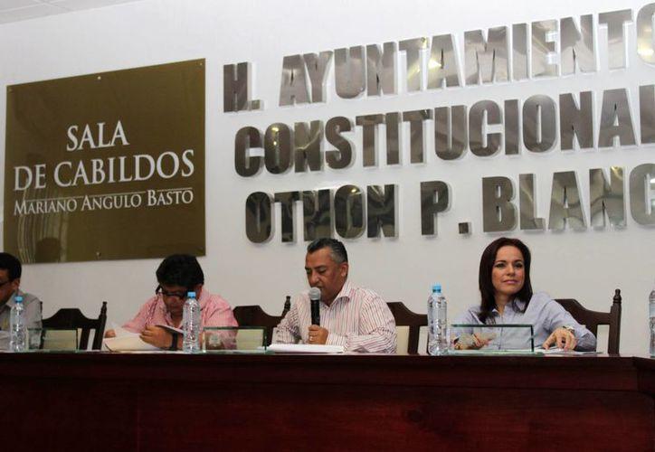 La falta de transparencia viola el artículo 106 fracción VIII de la Ley Orgánica del Ayuntamiento. (Archivo/SIPSE)
