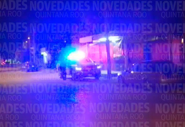 La policía logró capturar a los delincuentes. (Redacción/SIPSE)