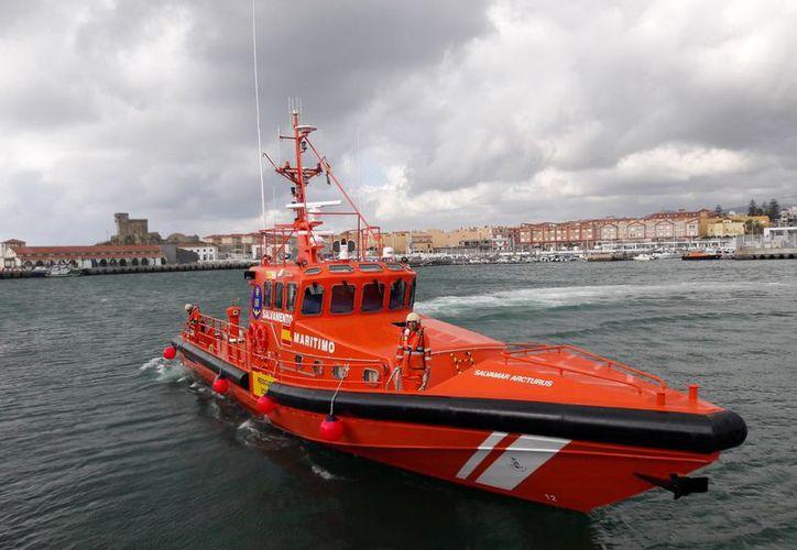 El Salvamento Marítimo de España reportó que este sábado recogió a 60 migrantes. (Contexto/Internet).