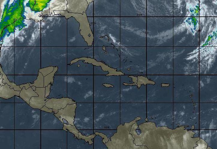 Los vientos serán de 17 kilómetros por hora en Chetumal. (Intellicast)