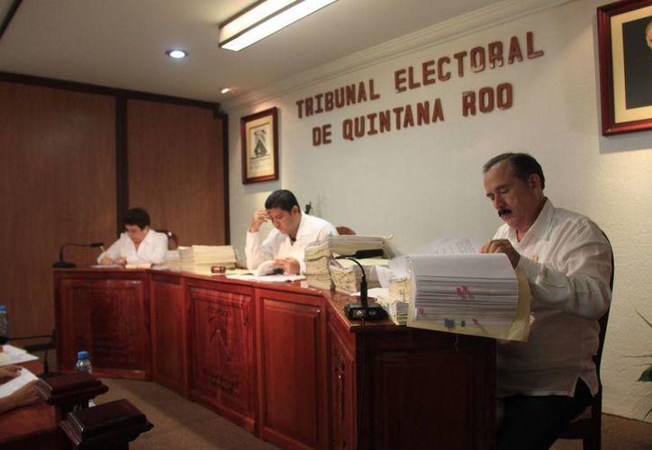 El Pleno del Teqroo sesionará hoy al medio día. (Archivo/SIPSE)