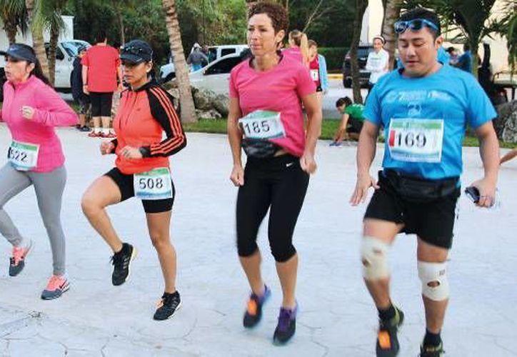 La carrera se lleva a cabo de forma anual para apoyar una causa. (Contexto/Internet)