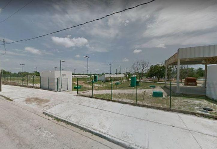 La agresión ocurrió en 2016, a las afueras de la Unidad Deportiva del Sur. (Google Maps)