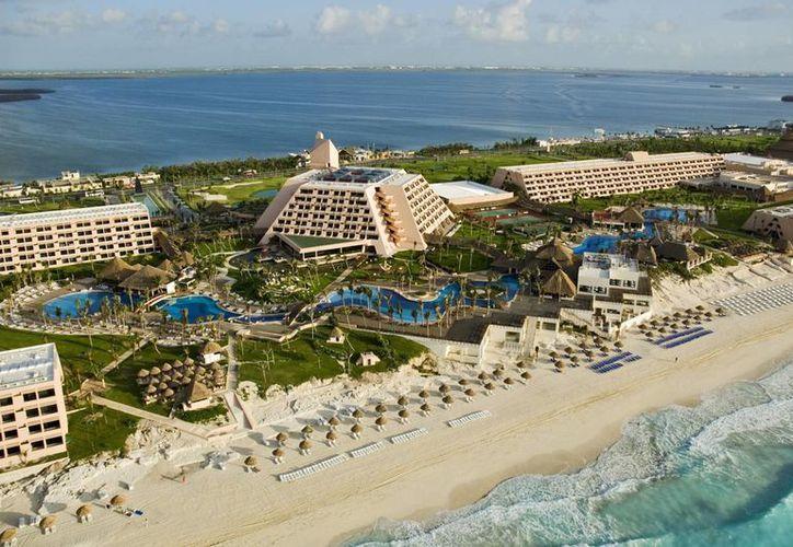Parte de las grabaciones del programa se llevarán a cabo en el Gran Oasis Cancún. (Foto/Internet)