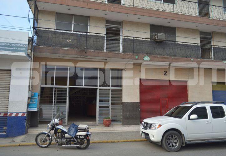 En este mismo hotel, en 2015 se presentó el suicidio de un joven de 20 años. (Carlos Navarrete/SIPSE)