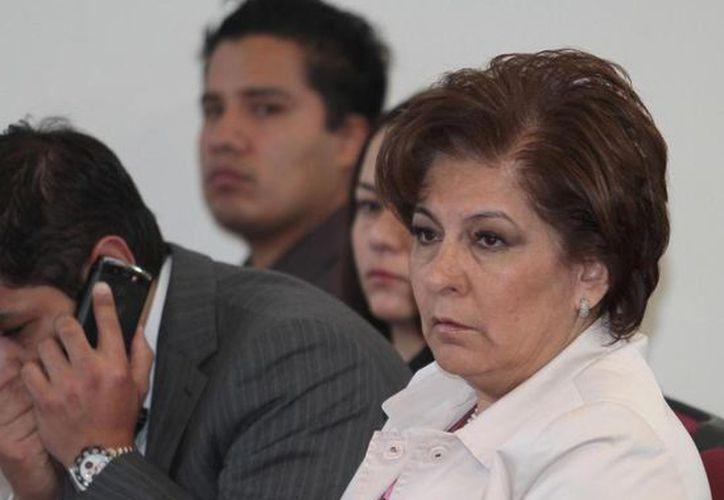 Isabel Miranda dijo que la ley es inconstitucional. (Archivo/Notimex)