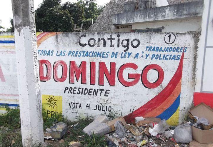 Policías recuerdan que una de las promesas de campaña de Flota Castillo era brindarles más prestaciones a los elementos de la PMP, sin embargo, consideran que ha pasado todo lo contrario. (Carlos Yabur/SIPSE)