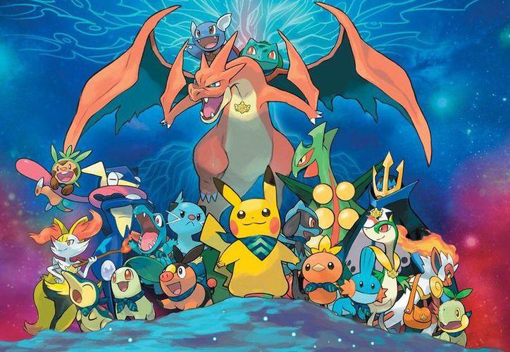 Pokémon presentó sus dos nuevos juegos que estarán disponibles para Nintendo 3DS en la celebración de su aniversario 20, manteniendo la esencia de su mensaje.(Foto tomada de El País)