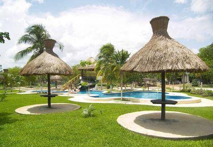 El parque se encuentra ubicado sobre la carretera federal Mérida-Puerto Juárez, en el kilómetro 301. (Facebook)