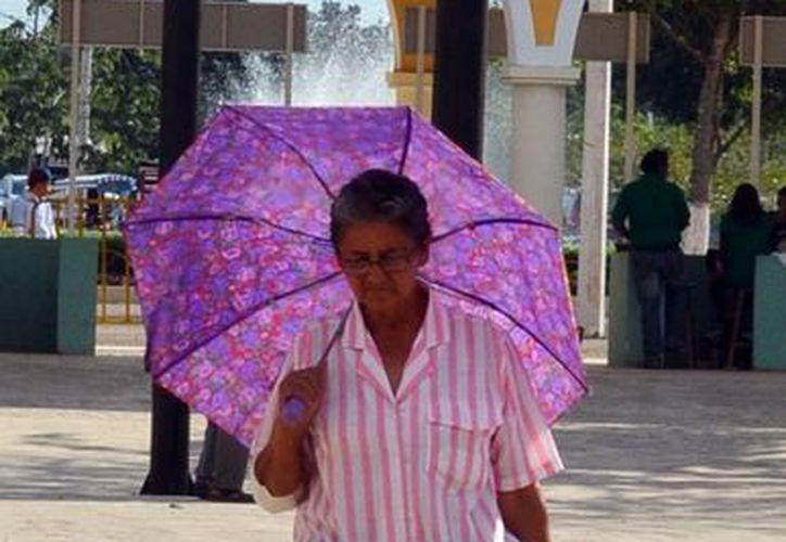 Hoy prevalecerá cielo despejado en Mérida. (Theani Ruz/SIPSE)