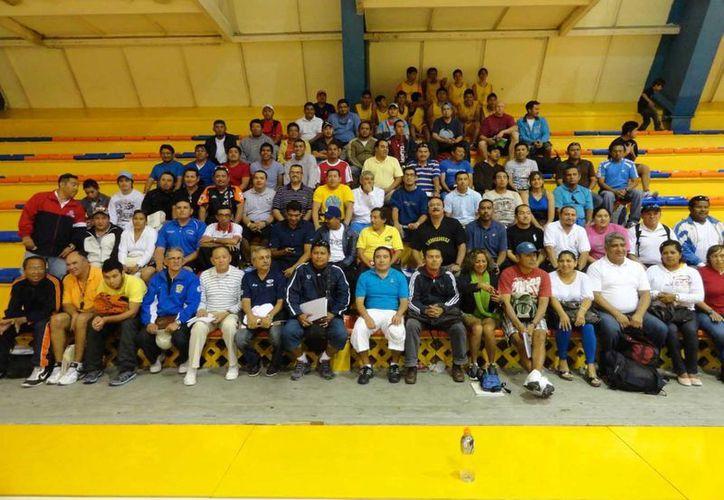 Quintana Roo, una de las sedes de la certificación de entrenadores de básquetbol. (Raúl Caballero/SIPSE)