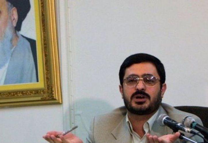 Rouholamini había sido detenido durante las protestas reformistas que estallaron en Irán tras la reelección en 2009 de Ahmadineyad. (Contexto/Internet)