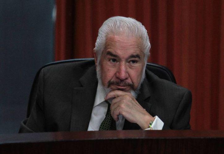 El magistrado presidente del TEPJF indicó que se está analizando el blindaje electoral propuesto por el PAN, PRI y PRD. (Notimex)
